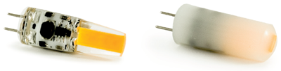 G4 LED COB SILICONE - DIMMABLE
