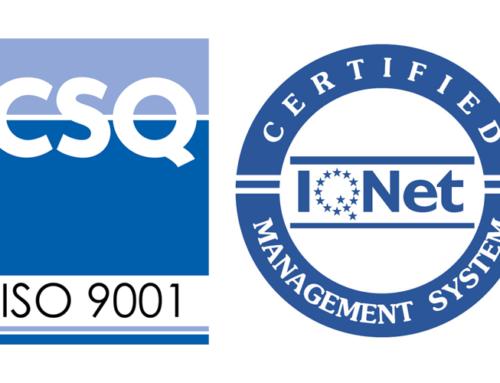 First Group LED ha ottenuto la certificazione ISO 9001:2015