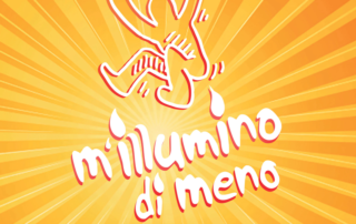 first group m'illumino di meno 2021