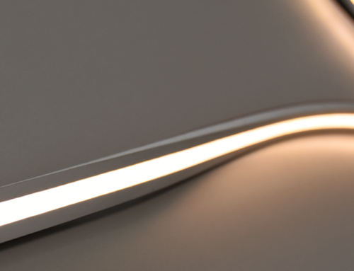 IP67 white line strip to celebrate International Day of Light