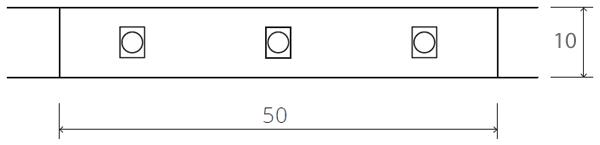 strip 5v tech 10mm