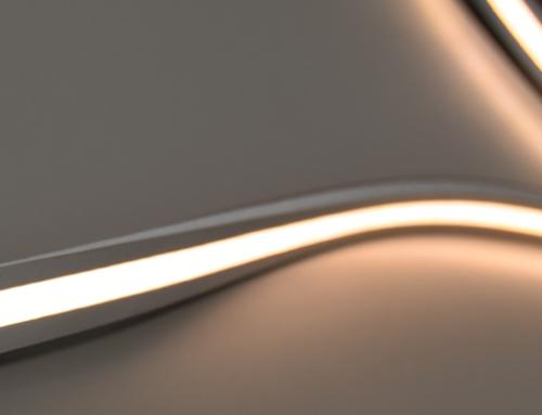 WHITE LINE IP67 STRIP