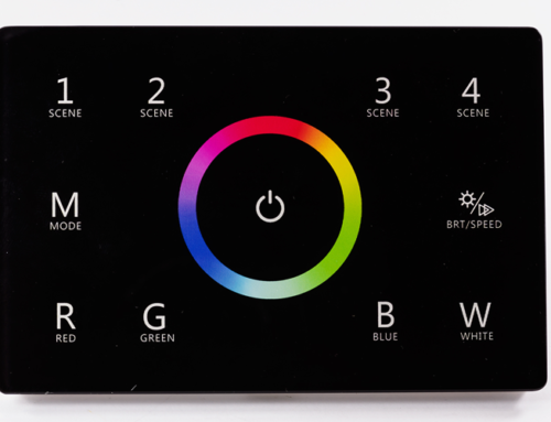 Product of the month: touch panel 503