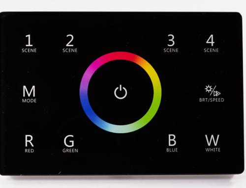 Il prodotto del mese: touch panel 503 – 4 zone