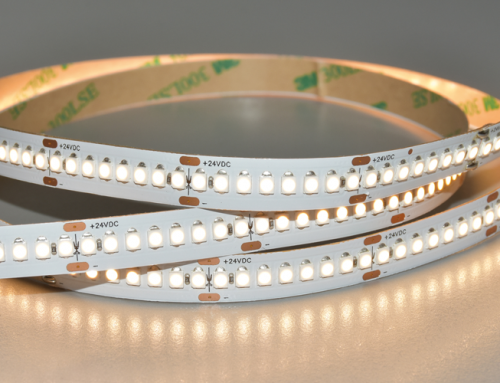 Product of the month: strip led HB 240led